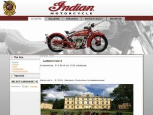 Indian Motorcycle Club of Finland