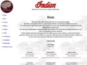 Indian Club Great Britain