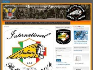 Motociclette Americane