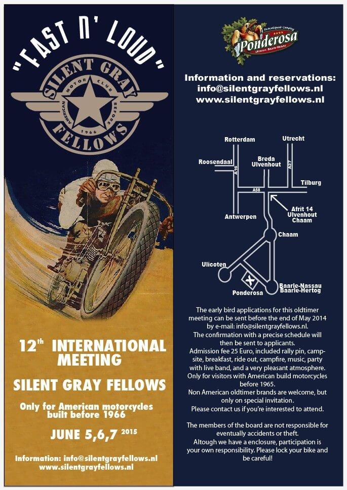 Silent Grey Fellows International Meeting 2015